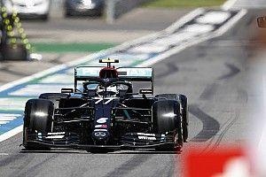 """Bottas : """"Une pression tout au long de la course"""""""