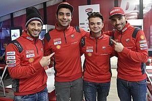 Ducati Corse entra nell'eSport e ingaggia il campione AndrewZh