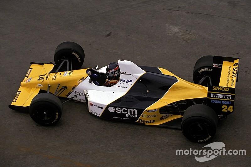 Vor 30 Jahren: Fahrer und Teams der Formel-1-Saison 1990