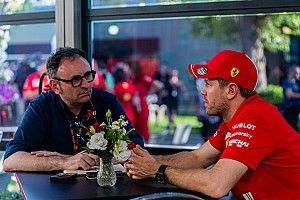 Vettel, Maranello'daki Ferrari etkinliğine katılmadı