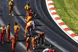 The only other time F1 called off a race