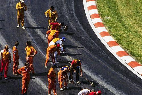 La otra vez que la F1 canceló una carrera estando en el circuito