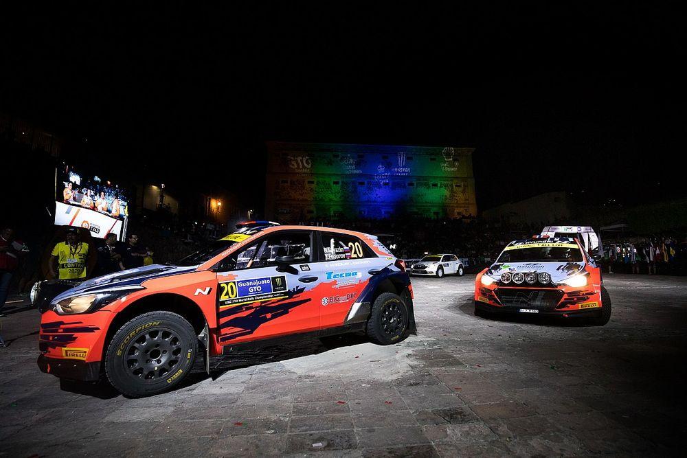 Pirelli ne part pas d'une feuille blanche en WRC
