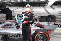 Indy GP IndyCar: Power pole pozisyonunu kazandı