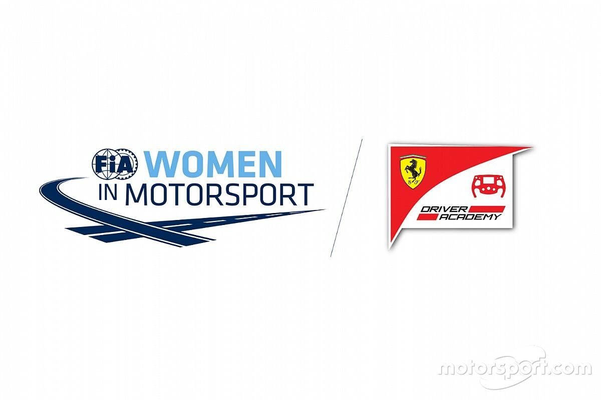 Girls on Track: la Ferrari cerca talenti femminili con la FIA