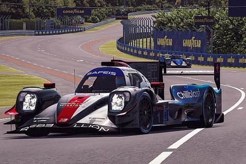 Virtual 24 Ore di Le Mans: trionfo per la Rebellion-Williams
