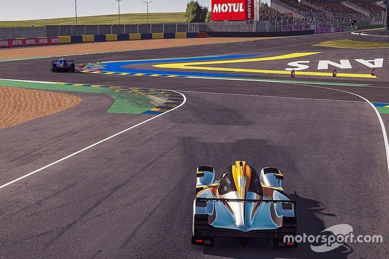 Újraindult a virtuális Le Mans-i verseny, Alonsóék mégis folytathatják