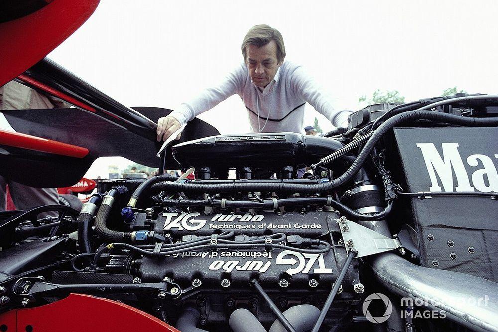 Obituary: Porsche engine designer Hans Mezger, 1929-2020