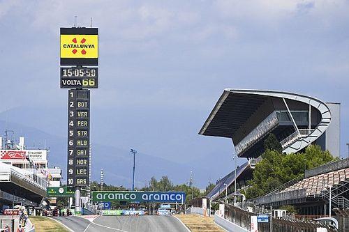 Ilyen időjárás várja az F1-es mezőnyt Barcelonában