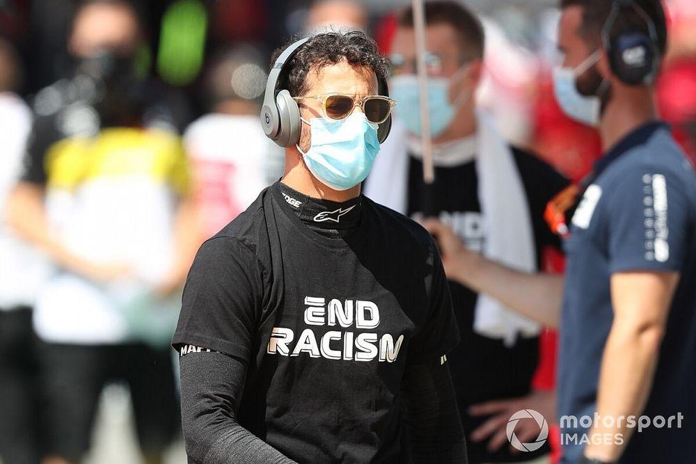 """Marko: """"Ricciardo voleva scommettere il tatoo con me"""""""