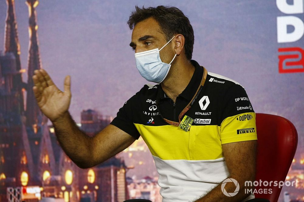 "Abiteboul: ""Ora Renault è contraria a congelare i motori!"""