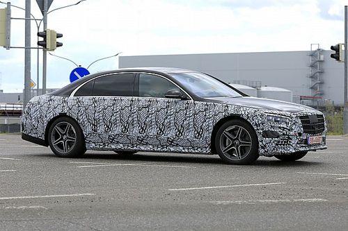 Nuova Mercedes Classe S, arriva a settembre anche col V12