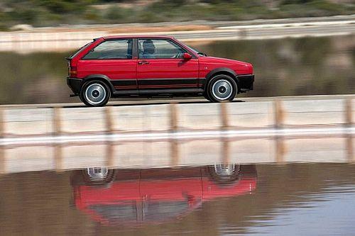 Aquel deportivo de SEAT: el Ibiza SXI