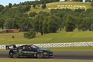 Three-race format for Bathurst Eseries round
