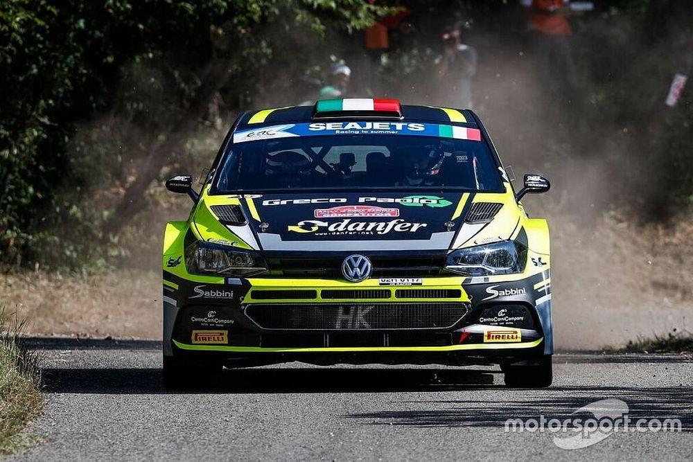 CIR-ERC: Basso e Lukyanuk vincono la Tappa 1 del Rally di Roma