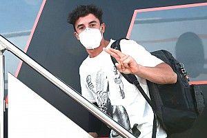Márquez operado de nuevo, no estará en Brno