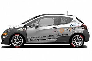ERC: Vita presenta la Peugeot dell'ACI Team Italia