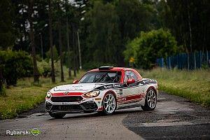 Trzy załogi Rallytechnology