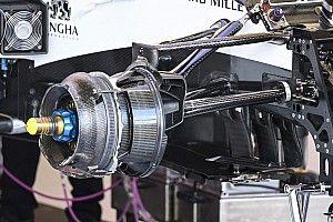 Formel-1-Technik: Detailfotos beim GP Großbritannien 2020 in Silverstone