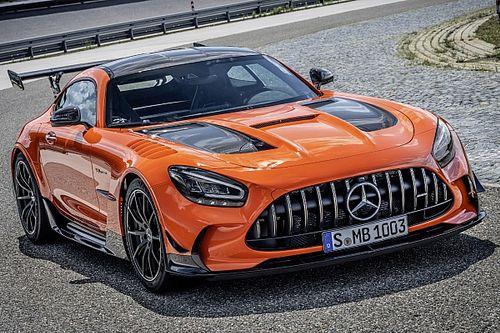 La Mercedes-AMG GT Black Series si ordina al prezzo di 335.000 euro