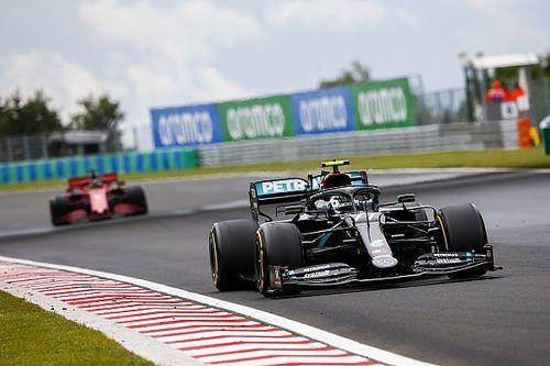 A Mercedes még mindig nem biztos abban, hogy melegben jól működik majd a W11