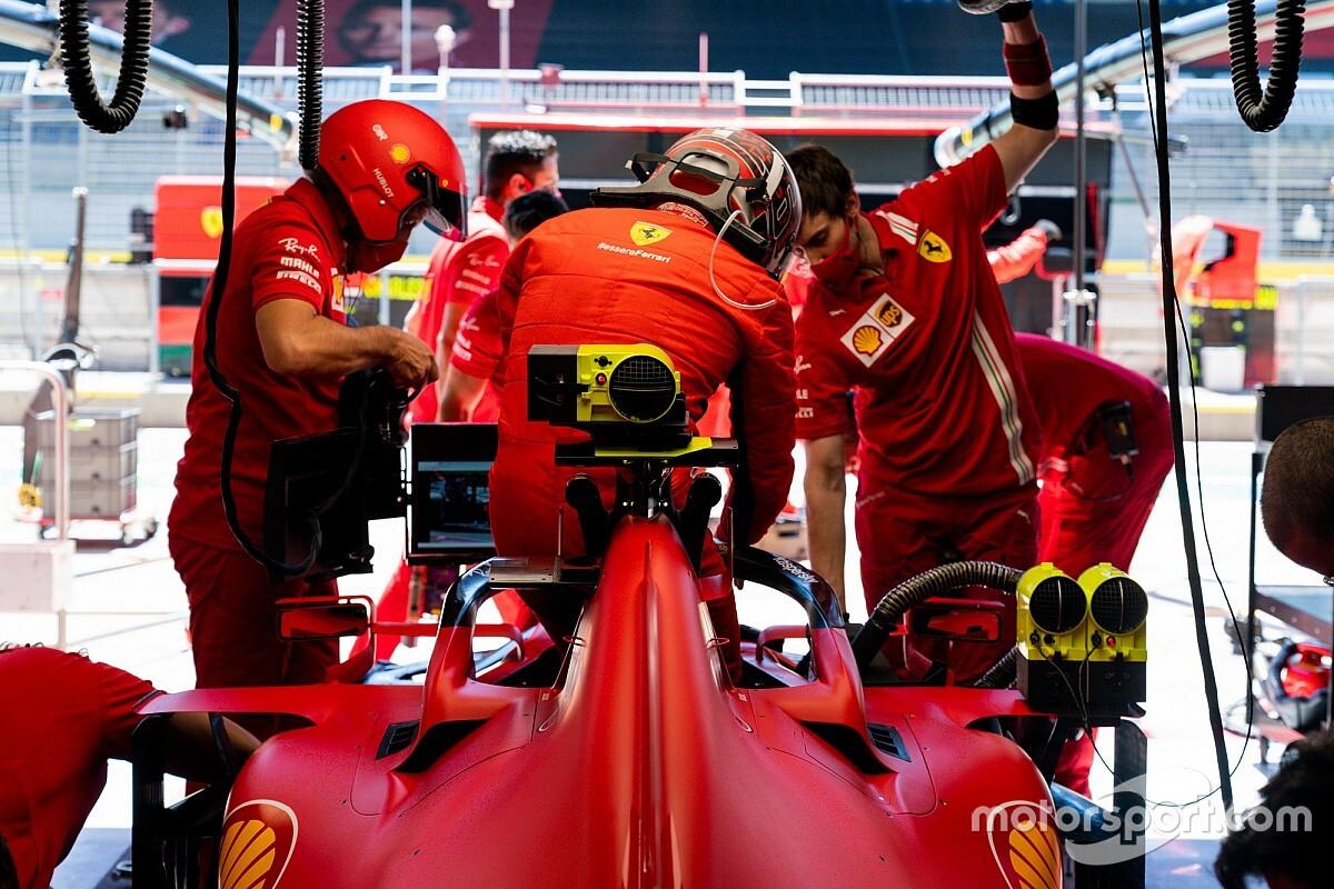 Sainz kivárhatott volna az aláírással a Ferrarinál a nagyon feljövőben lévő McLaren miatt?