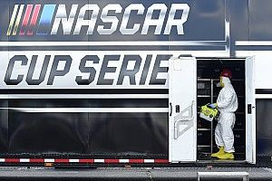 Despite pandemic, NASCAR Cup Series is now back on schedule