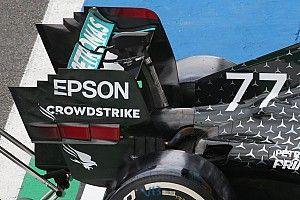 GALERÍA TÉCNICA: Novedades de los F1 para el GP 70 aniversario