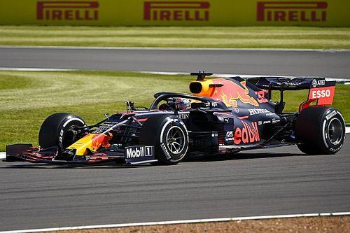 F1イギリスFP3:フェルスタッペン、メルセデス勢に肉薄3番手。王者までコンマ3秒