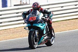 """Quartararo: """"La Yamaha non è più una moto facile"""""""