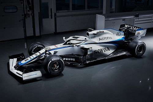 Williams desvela su nueva decoración para la F1 2020