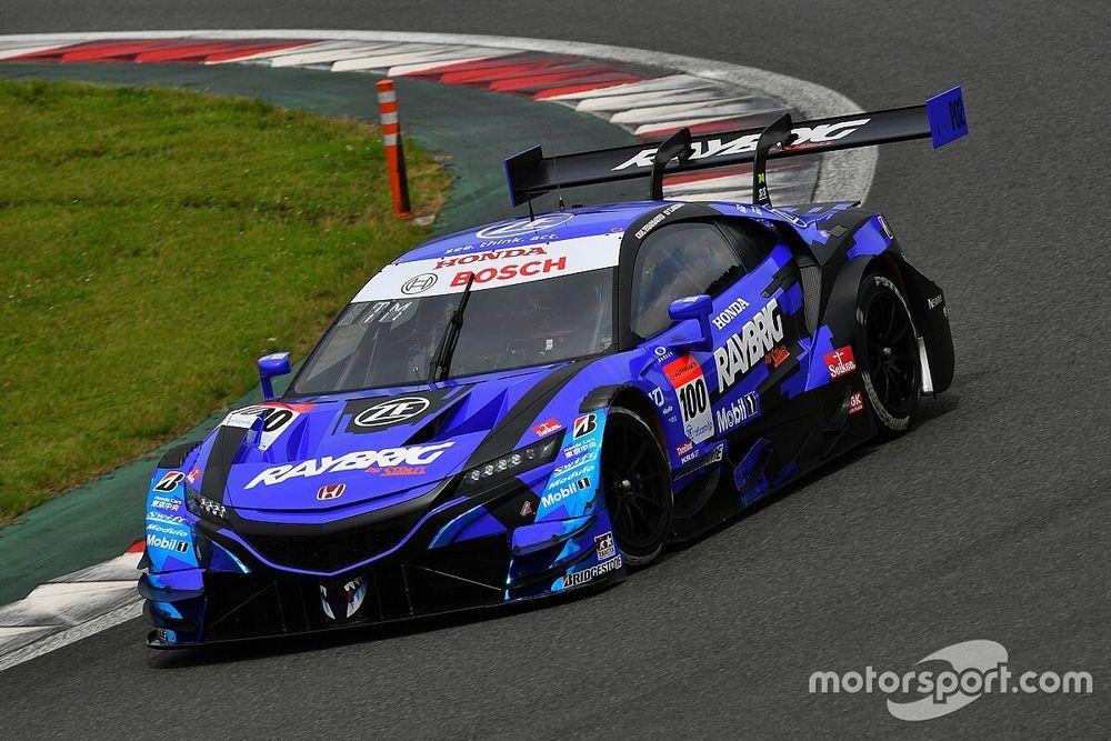 Makino fastest for Honda at Fuji, Nissan in trouble