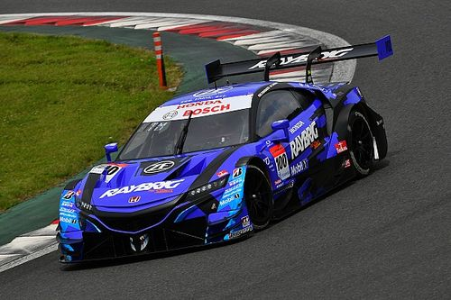 Makino fastest for Honda at Fuji, Nissan in trouble