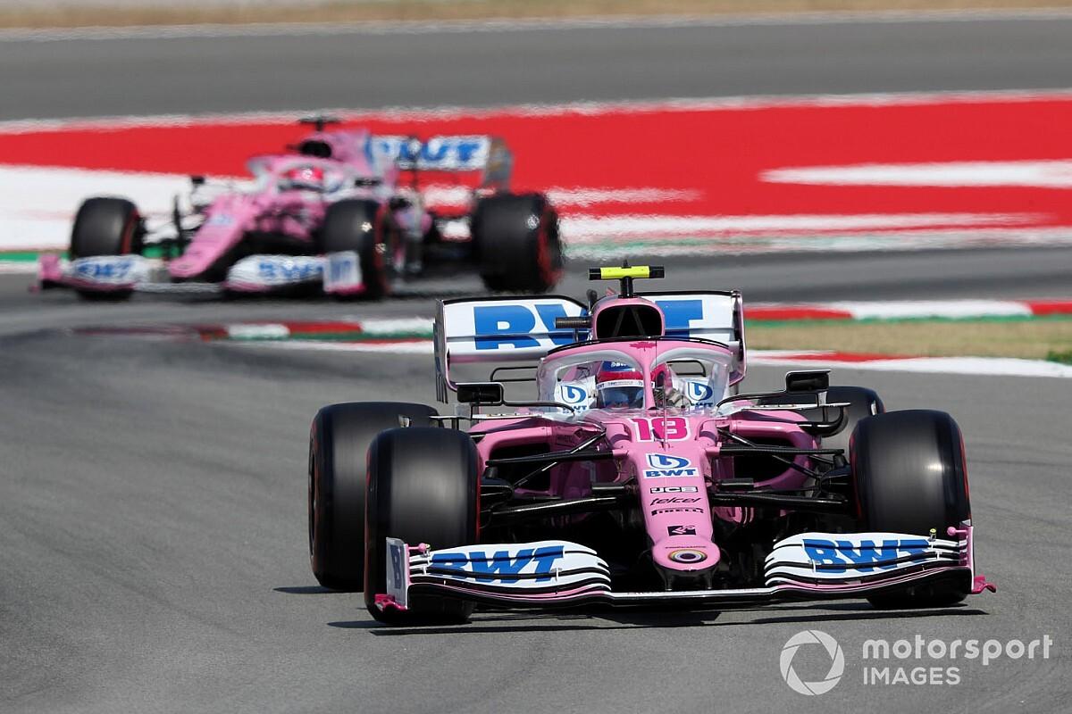Nieuwe kopieerregels hebben 'geen impact' op model Racing Point
