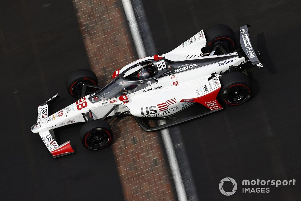Indy 500 Sıralamalar: Marco Andretti pole pozisyonunu aldı