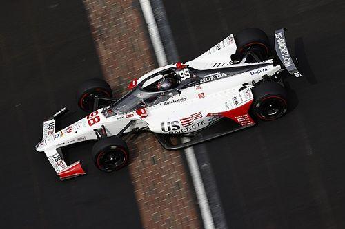 Marco Andretti supera Dixon e conquista pole para Indy 500 de 2020
