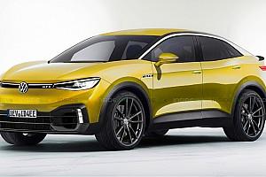 Volkswagen, la ID.4 avrà per prima la versione performance GTX