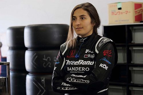"Calderon thought she'd be ""further off"" at Fuji"
