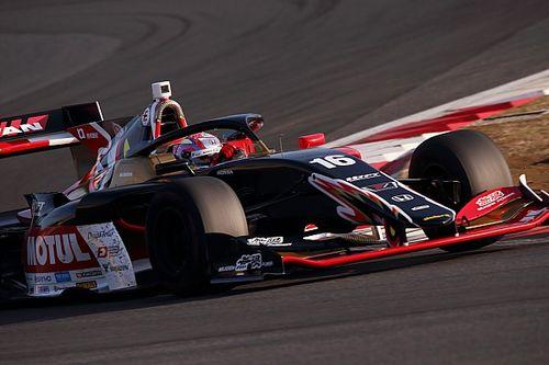 Fuji Super Formula: Nojiri leads Mugen 1-2 in practice