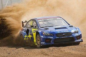 Scott Speed s'est fracturé le dos en rallycross