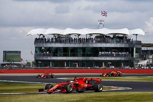 Ergebnis: Formel 1 Silverstone 2019, 3. Freies Training