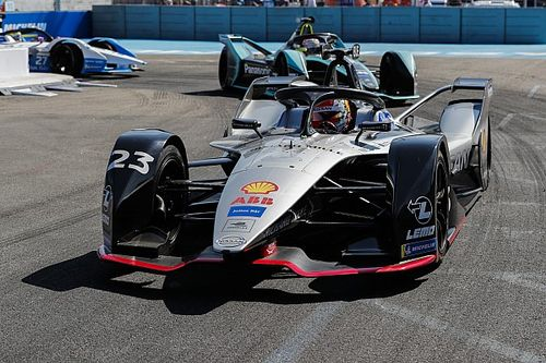 New York E-Prix: Buemi wins pulsating race, disaster for Vergne