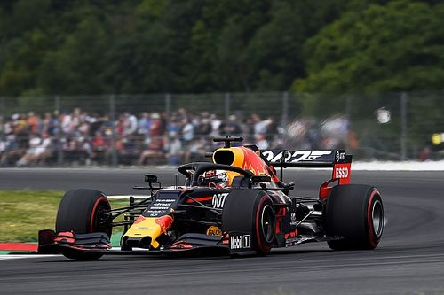 Verstappen's British GP 'turbo lag' down to throttle application