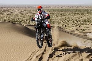Hero finishes Silk Way Rally inside top 10