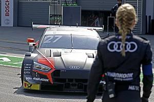 Jones, Rogalski e Scherer ai test DTM di Jerez con Audi