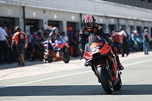 Zarco gets grid penalty for wiping out Oliveira