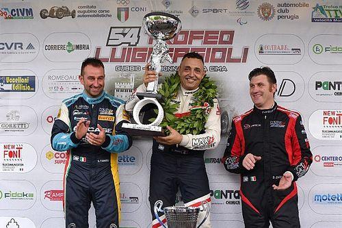 Merli e l'Osella trionfano con record al 54° Trofeo Luigi Fagioli