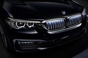 172 ezer forintért világíthat az új 5-ös BMW hűtőrácsa