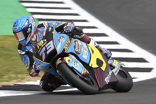 Moto2 Silverstone: Overtuigende pole Marquez, Bendsneyder P21