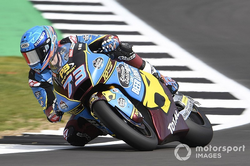 Silverstone Moto2: Pole pozisyonunun sahibi Marquez